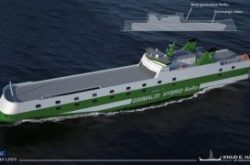 Rolls-Royce Gets Propulsion Contract for Grimaldi's New RoRos